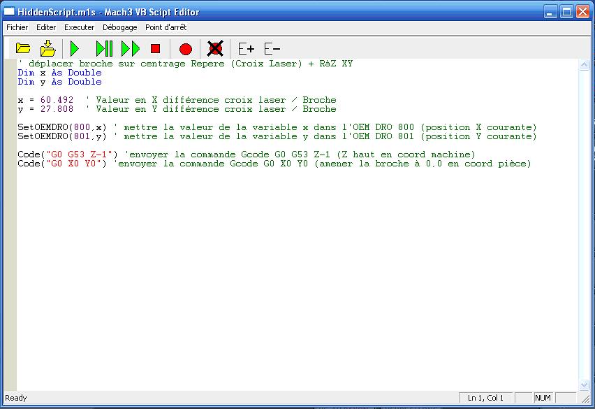 Modifications de ma CNC - Page 3 - MakerFr com